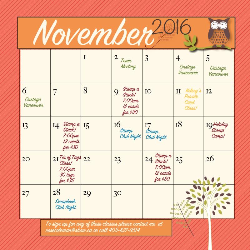 November 2016 calendar-001