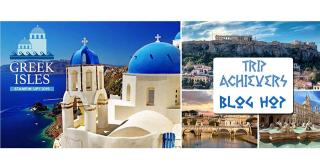 Greek isles blog hop